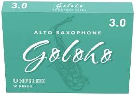 American Music Alto Sax Reeds 10pk #3