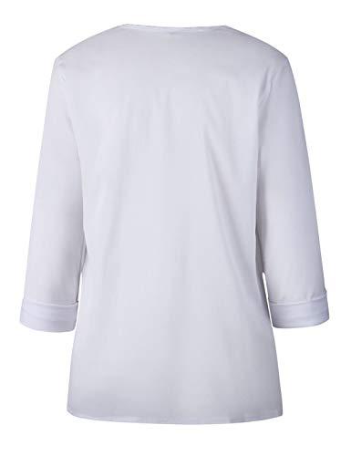 Page White Mode Libert Blouses Haut Mousseline Asymtriques La Chemisiers Les De vzqaT