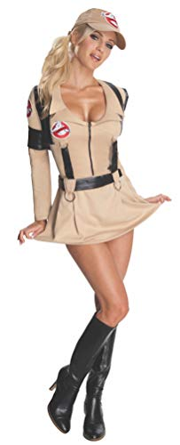 Rubie's Classic Ghostbusters Secret Wishes Sexy Costume for Women - 4 Sizes