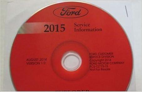 2015 ford focus manual book