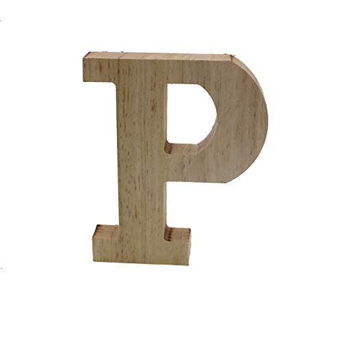 Best Quality - Decorative Letters & Numbers - Decor Color Wooden Letter 26 Wood English Alphabet Letters Home Wedding Party Tools Decoration Number DIY Handcrafts - by Kiartten - 1 Pcs