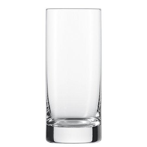 Schott Zwiesel Tritan Crystal Glass Paris Barware Collection Beer/Long Drink Glass, 9.3-Ounce, Set of 6