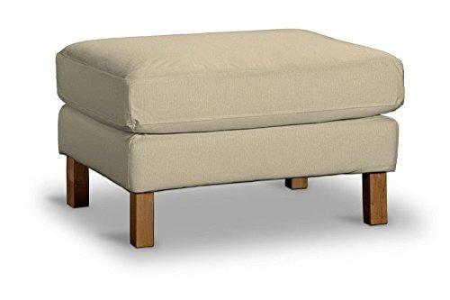 Saustark Design saustark design cover for ikea karlstad stool bahama beige