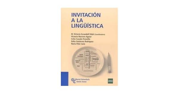 Invitación a La Lingüística. .., MARIA VI: VARIOS AUTORES: Amazon.com: Books