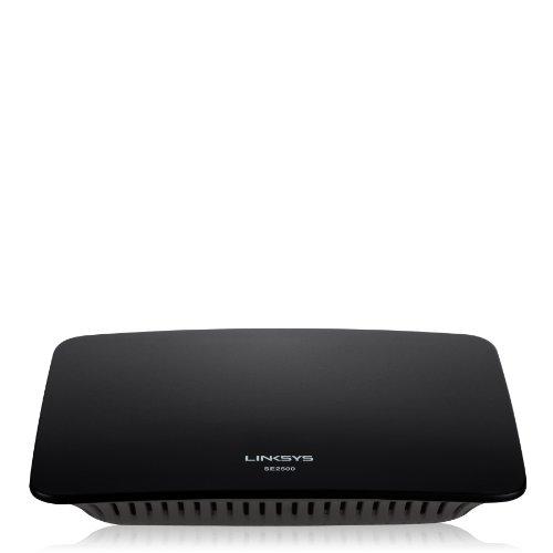 Cisco Consumer Linksys 5-port Gigabit Switch  -