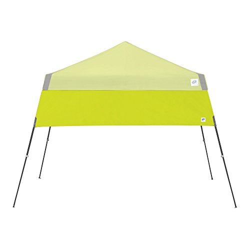 E-Z UP Recreational Half Wall - Limeade - Fits Angle Leg 10' E-Z UP Instant Shelters ()