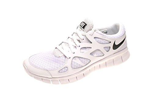Nike Nike Free Run 2 Nsw - Sneaker Cuello Hacia Abajo para hombre White/Black-White