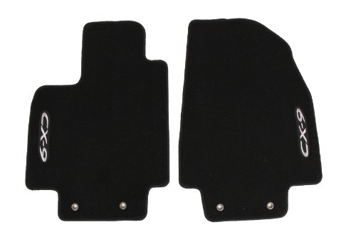 Genuine Mazda Accessories 0000-8B-N04A Carpet Floor Mat