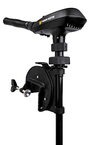 "MinnKota Traxxis 80 Transom Mount Trolling Motor (80lbs Thrust, 42"" Shaft)"