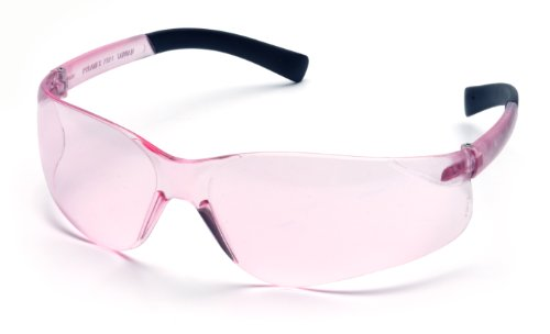 Pyramex Pink Mini Ztek Safety Eyewear, Outdoor Stuffs