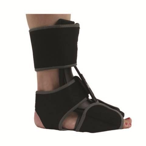 Dorsal Night Splint for Plantar Fasciitis/heel Pain (LARGE) by Comfortland Medical