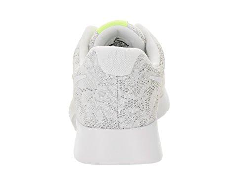 Eng Tanjun Wmns blanc Para Zapatillas blanc Nike Pur Mujer Coureur Blanco platine rose qUCxw5F5