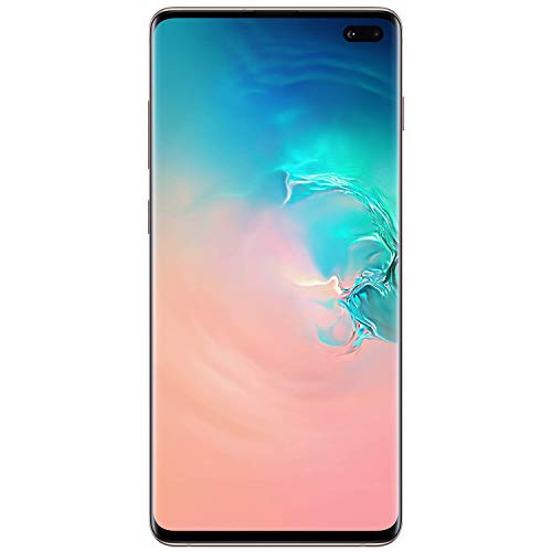 Samsung Galaxy S10+, 1TB, Ceramic White - For AT&T / T-Mobile (Renewed)