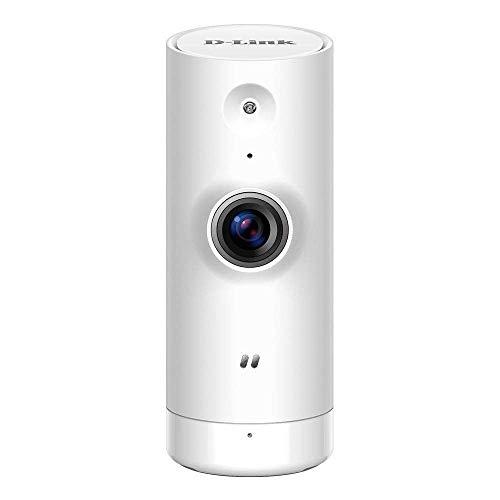 Mini Câmera D-link Wi-Fi HD 720p, DCS-8000LH,  Compatível com Alexa