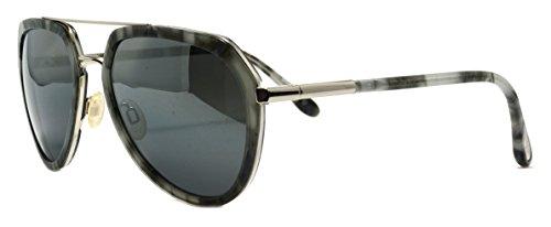 Sunglasses Trussardi TD15906 CR aviator sunglasses - Trussardi Sunglasses