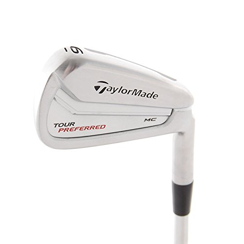 New TaylorMade Tour Preferred MC 2014 6-Iron Dynalite XP Steel Stiff Flex RH - Tour Preferred Individual Iron