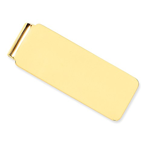 Yellow Money 14k 14k Gold Gold Clip Clip 14k Money Yellow xaqaw8YF