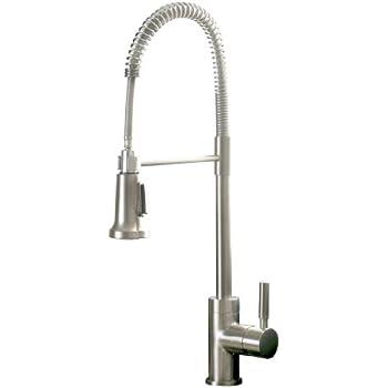 Kraus Kpf Ss Professional Kraus Single Lever Pull Down Kitchen Faucet