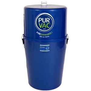 Purvac Killer Whale Central Vacuum