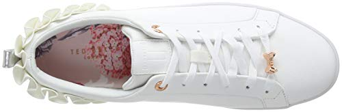 Blanco Zapatillas Whte para Mujer Astrina White Ted Baker wUTqXXO