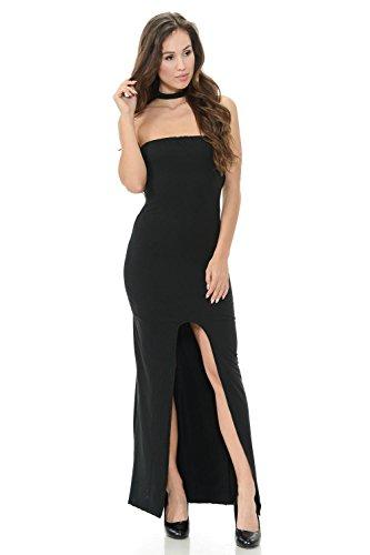 Vestiti Nero Modo Donne Delle Diamante Stile Di C310 r08trw5q