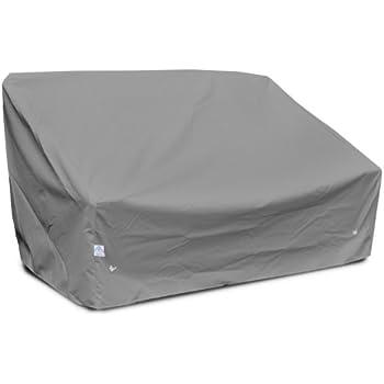 Amazon.com: KoverRoos weathermax sofá/Loveseat Cover, Carbón ...