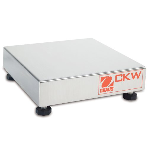 [Ohaus CKW Stainless Steel NTEP Certified Washdown Checkweighing Scale Base, 6kg x 1g] (Washdown Checkweighing Scale)