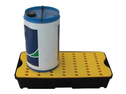 80 x 40cm 30 Litre Spill/Drip Tray with Removable Grid SERPRO