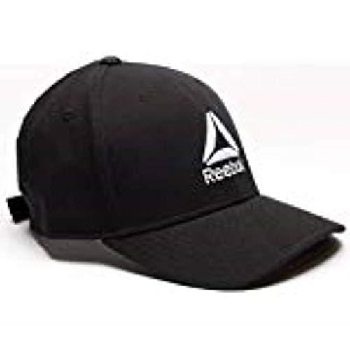 (Reebok Delta Logo Adjustable On-Size Baseball Cap)