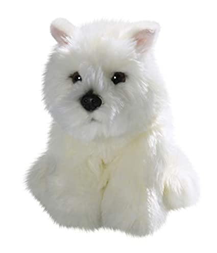 Carl Dick Peluche - Perro Westie, West Highland Terrier Sentado ...