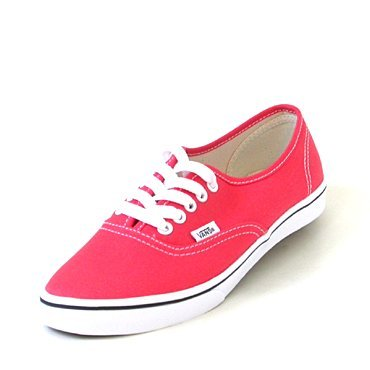 2d285b478b Vans Authentic Lo Pro hot Coral True White  Amazon.de  Schuhe ...