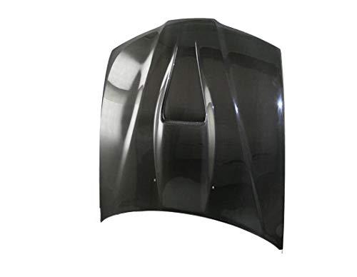 VIS Racing (VIS-EDR-485) Black Carbon Fiber Hood G Force Style for Honda Prelude 2DR 92-96