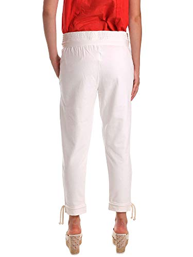 Pantalon jeans Femmes Gaudi 811BD24001 Blanc qzEwxd8BxR