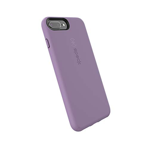 Speck Products CandyShell Fit Cell Phone Case for iPhone 8 Plus - Lilac Purple/Lilac Purple