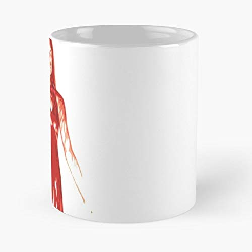 Carrie White Blood Halloween - Coffee Mugs,handmade Funny 11oz Mug Best Holidays Gifts For Men Women Friends. -