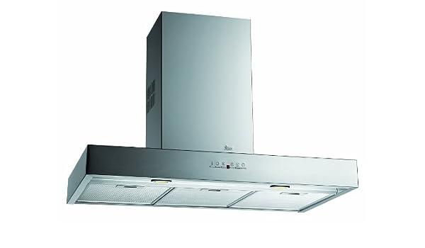 Teka DY 70/90/110 780 m³/h Acero inoxidable - Campana (780 m³/h, Canalizado/Recirculación, Acero inoxidable, 20 W, 2 bombilla(s), Halógeno): Amazon.es: Grandes electrodomésticos