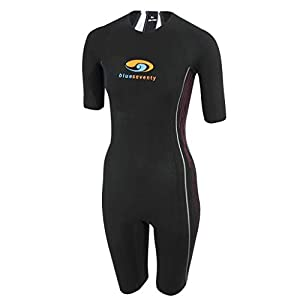 blueseventy PZ4TX+ Triathlon Short Sleeve Swimskin – Ironman and FINA Approved – (Women's)