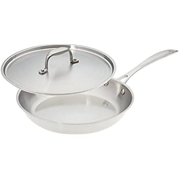Amazon Com American Kitchen Cookware 10 Inch Stainless