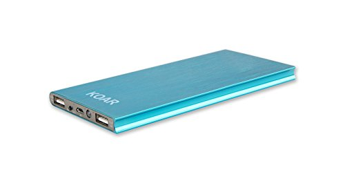 Koar 18000mAh Portable Battery Outputs