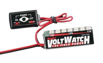 Hobbico Voltwatch Battery Monitor for 12V Field Power