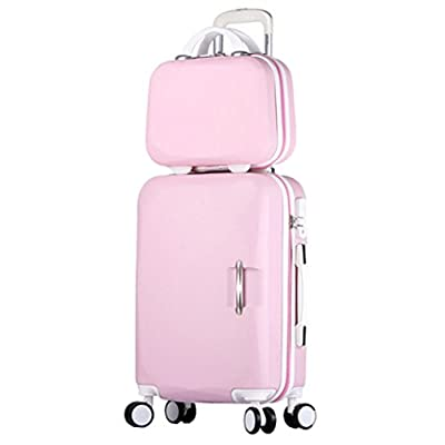 b33c5eab9350 Songren Unisex Travel Luggage with Cosmetic Bag 2PCS Set ABS Suitcase Sets  80%OFF