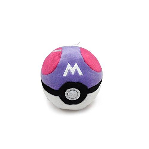 Pok%C3%A9mon Pok%C3%A9 Ball Plush Master