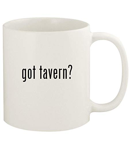 got tavern? - 11oz Ceramic White Coffee Mug Cup, White for sale  Delivered anywhere in USA