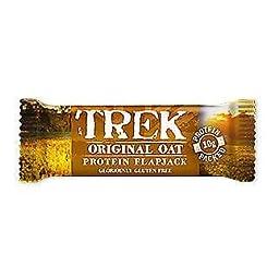 Trek Original Oat Flapjack - Multipack 3x50g (Pack of 3)