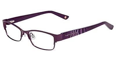 Eyeglasses Anne Klein AK5025 AK 5025 Eggplant