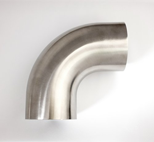 Bend Elbow - Stainless 2.5