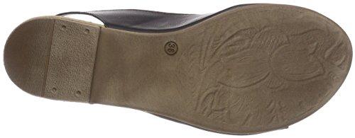 Sandals Heels 002 Andrea Conti Schwarz 0955710 Women's Black qw8txPIO