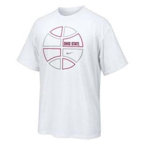 Ohio State Buckeyes School In The Ball Tee - Men - XL