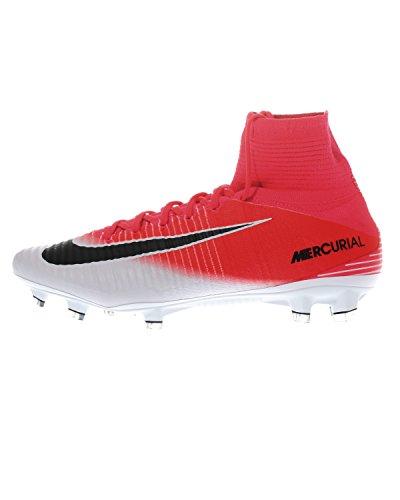 Mercurial Black V Pink Fußballschuhe Herren Schwarz Superfly White Nike Fg Pink Racer HRPO5W5p
