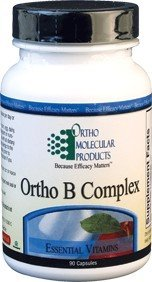 Ortho Molecular - Ortho B Complex - 90 Capsules